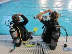 Schwimmbad Ausbildung