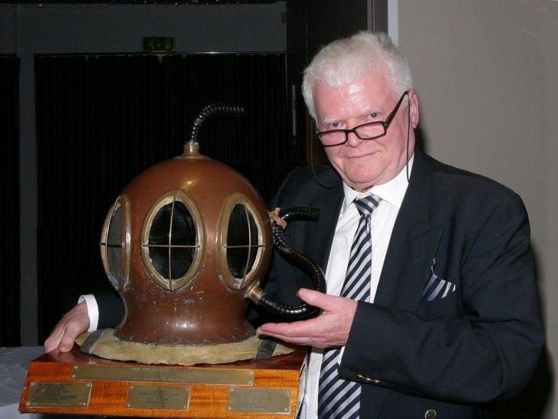 Reg Vallintine Award