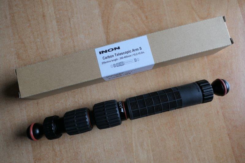 Carbon Teleskop Arm S