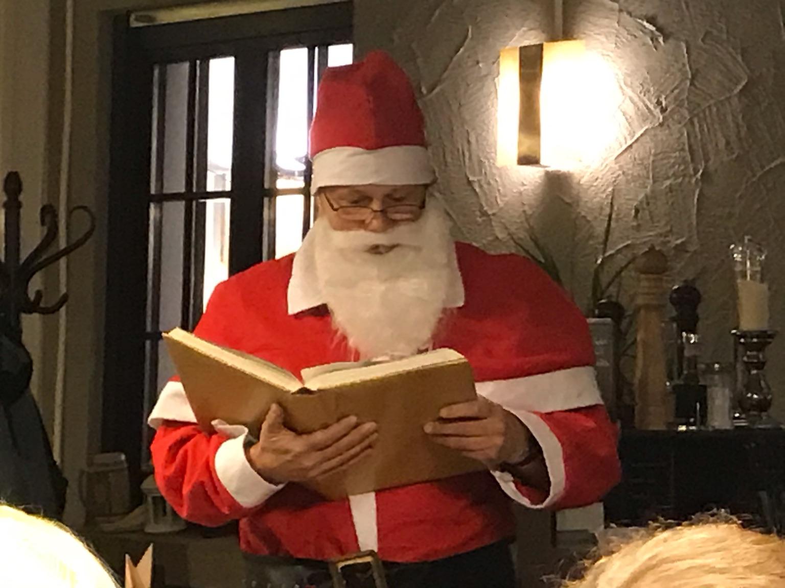 Weihnachtsmann-Jürgen